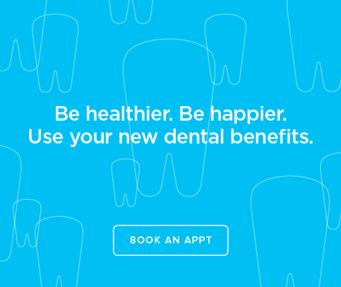 Be Heathier, Be Happier. Use your new dental benefits. - Shadow Mountain Smiles Dentistry